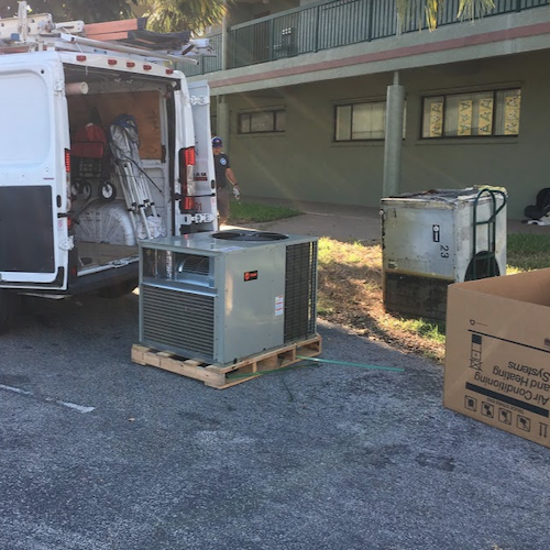 Treasure Coast Air Conditioning worked on AC Replacement, they also offer AC Installation & Maintenance, AC Repair & Replacement in Port St Lucie, Fort Pierce, & Stuart FL, etc